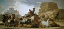Лето, или сбор урожая - Гойя, Франсиско Хосе де