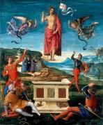 Воскресение Христа - Рафаэль, Санти