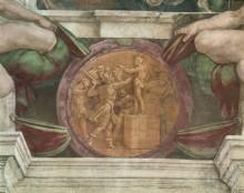 Медальон - Микеланджело Буонарроти