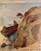 Море и скалы - Матисс, Анри