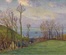 Ложбина в Вокот-сюр-Мер, 1900 - Мофра, Максим