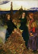 Осенние листья - Милле, Джон Эверетт