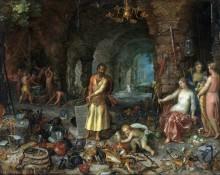 Пророк Исайя - Брейгель, Ян (Старший)