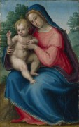 Мадонна с младенцем -  Сольяни, Джованни Антонио
