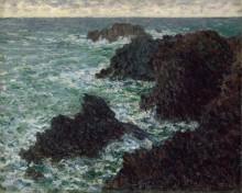 Кот-Соваж, 1886 - Моне, Клод