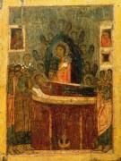 Успение Богородицы, 13 век