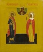 Святые мученики Вонифатий и Татьяна (XIX век)