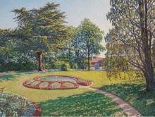 Парк-дю-Шато, 1913 - Кариот, Густав
