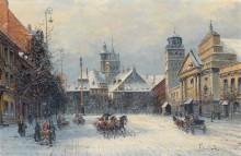 Зима в Варшаве - Хмелинский, Владислав