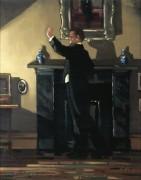 Мужчина, танцующий наедине - Веттриано, Джек