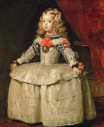 Портрет инфанты Маргариты - Веласкес, Диего
