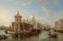 Церковь Приветствия, Венеция - Притчетт, Эдвард