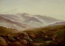 Исполиновы горы (Воспоминания о Исполиновых горах) - Фридрих, Каспар Давид
