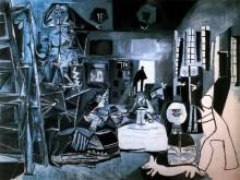 Менины. По Веласкесу, 1957 - Пикассо, Пабло