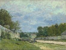 Дорога в Версаль - Сислей, Альфред