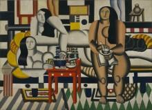 Три женщины - Леже, Фернан