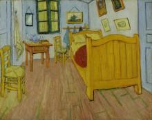 Комната Винсента в Арле - Гог, Винсент ван