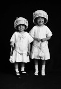 Двое детей