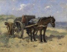 Упряжка - Шеревиц, Йохан Фредерик Корнелис