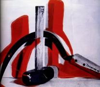 Серп и молот (Le Marteau et la Faucille),  1977 - Уорхол, Энди