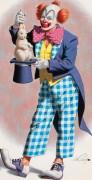 Клоун иллюзионист - Сарноф, Артур