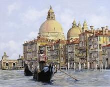 Венеция после полудня - Борелли, Гвидо (20 век)
