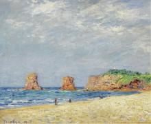 Две скалы в Хендее, 1907 - Пикабиа, Франсис