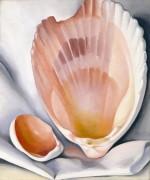 Две розовые ракушки - О'Кифф, Джорджия