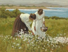 Сборщицы цветов - Веттриано, Джек