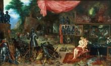 Аллегория осязания - Брейгель, Ян (Старший)