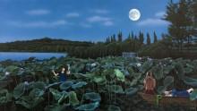 Лунная ночь - Тамен (20 век)