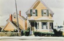 Желтый дом - Хоппер, Эдвард