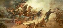 Пятый полк Миннесоты в Коринфе - Блешфилд, Эдвин Хауленд