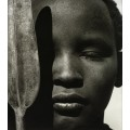Лорики с копьем, Африка - Ритц, Герб