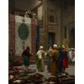 Продавец ковров - Жером, Жан-Леон