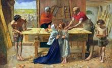 Иисус в родительском доме - Милле, Джон Эверетт