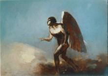 Падший ангел - Редон, Одилон