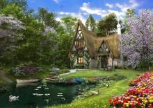 Дом у весеннего озера - Девисон, Доминик