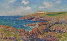 Семафор, Кот-де-Бретань, 1902 - Море, Анри