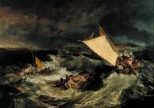 Кораблекрушение - Тернер, Джозеф Мэллорд Уильям