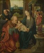 Поклонение королей - Клеве, Йос ван