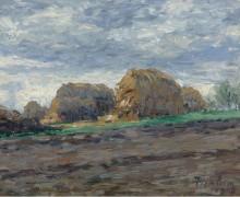Стога сена, 1902 - Пикабиа, Франсис