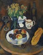 Натюрморт с цветами и фруктами - Валадон, Сюзанна