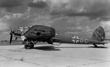 Самолет Хейнкель HE.111H-16