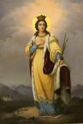 Великомученица Екатерина