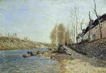 Ла Круа-Бланш в Сен-Мамесе - Сислей, Альфред