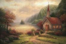 Дом милосердия - Пинсон, Чак (20 век)