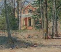 Дом в Вирджинии (House in Virginia (Castle Hill)), 1893 - Робинсон, Теодор