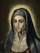 Дева Мария - Греко, Эль