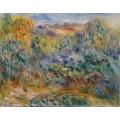 Горный пейзаж, 1914 - Ренуар, Пьер Огюст